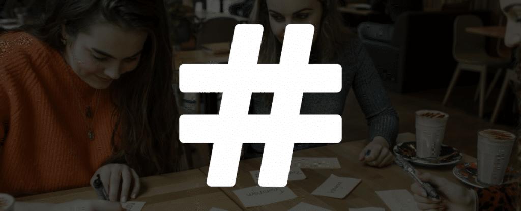 Hashtag strategie